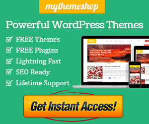 Mythemeshop - WordPress Themes Provider