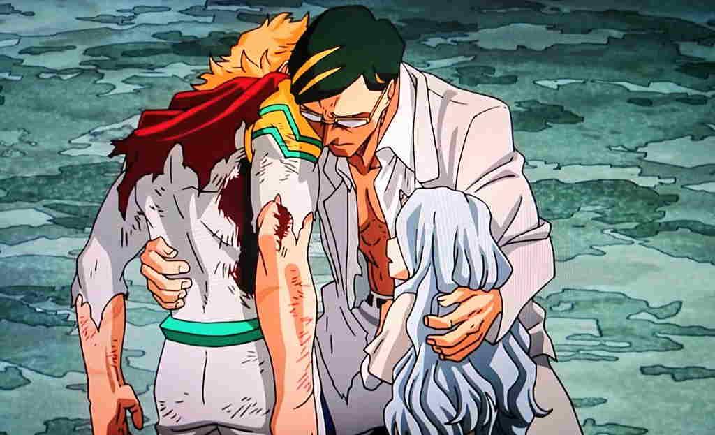 Boku no Hero Academia Season 4 - Episode 12