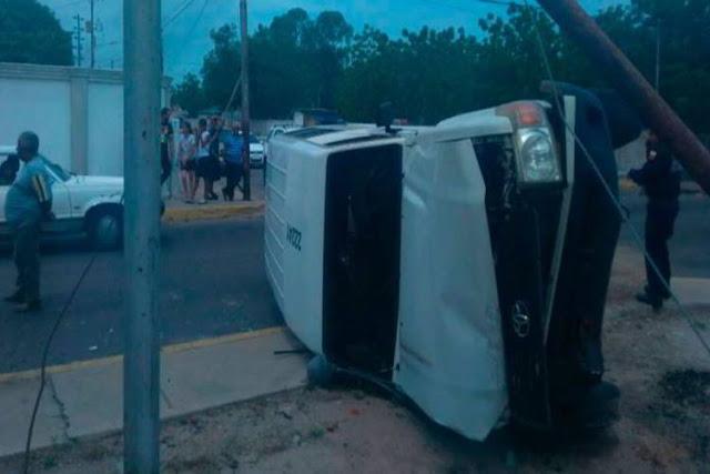 Funcionarios del Plan república chocaron ebrios en Maracaibo