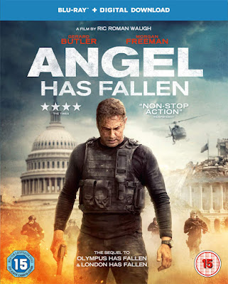 Angel Has Fallen (2019) Dual Audio ORG [Hindi – Eng] 720p | 480p BluRay ESub x264 1Gb | 400Mb