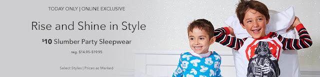 The DisneyStore Sleepwear