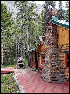 Canyon Creek Main Cabin