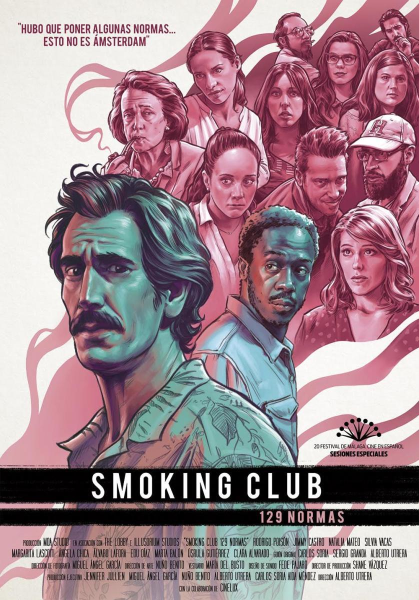 ver Smoking Club (129 normas) 2017