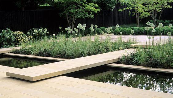 gradina stil minimalist desgin gradina minimalista moderna