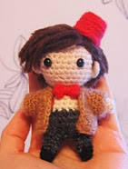 http://www.ravelry.com/patterns/library/chibi-eleventh-doctor