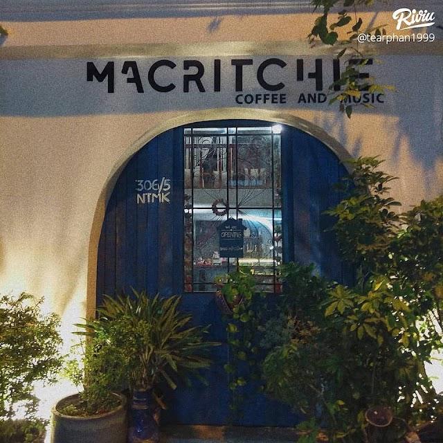 Macritchie Coffee and Music có gì?