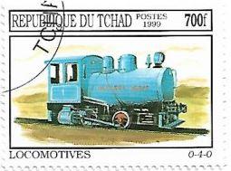 Selo Locomotiva a vapor 0-4-0