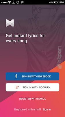 Cara Mudah Menampilkan Lirik Lagu di Android