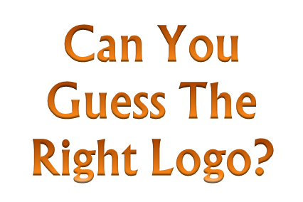 Can You Guess The Right Logo?