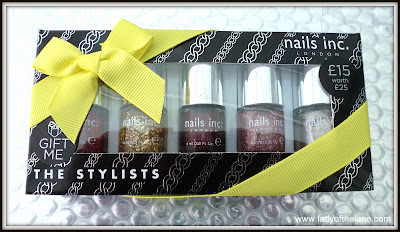 Nails Inc Christmas Gifts