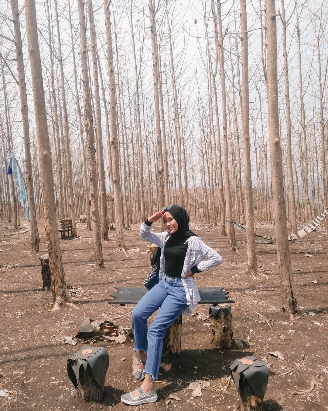 Ada Bukit Jomblo di Pakisrejo Tulungagung Spot Baru Yang Kece