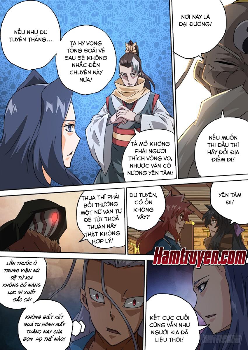 Quyền Bá Thiên Hạ chap 185 - Trang 2