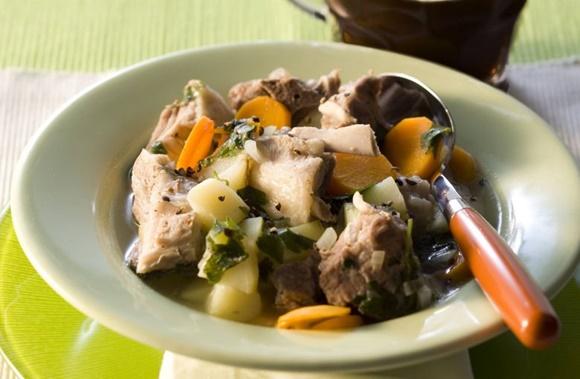 Collier D'agneau Façon Irish Stew