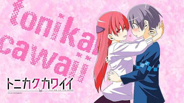 Episodios Tonikaku Kawaii : Relleno y Orden Cronológico