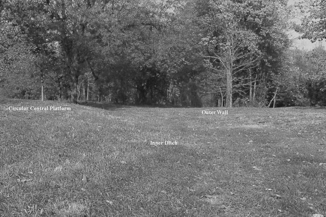 Early Native American Indian Mound Builders in Hamilton County