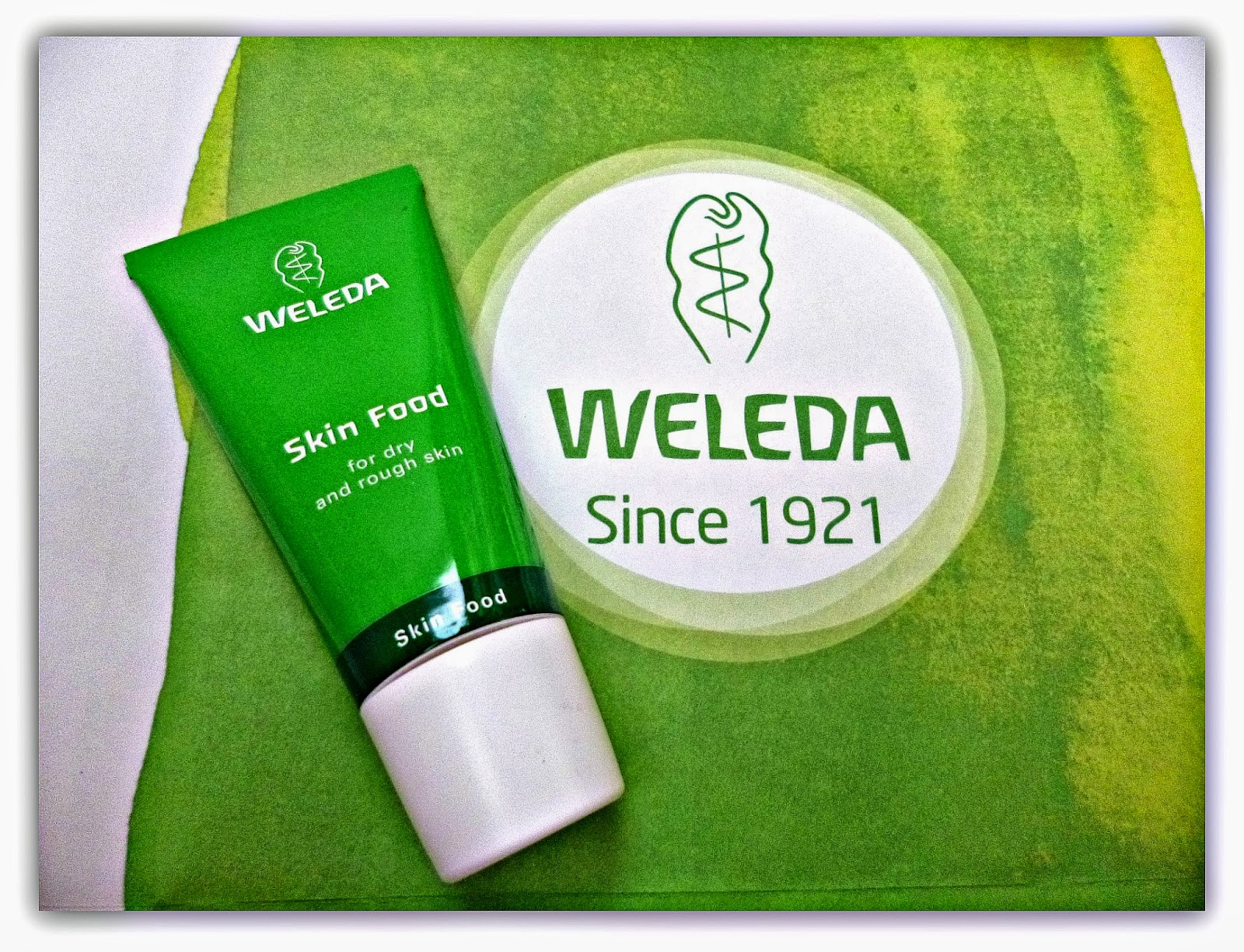 Multi-tasking skincare – Weleda Skinfood Review