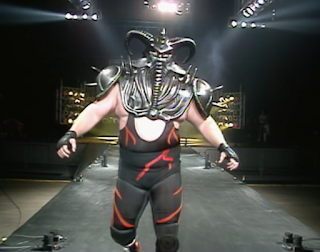 WCW Great American Bash 1990 - Big Van Vader made his debut
