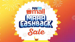 Cashback up to Rs 16,000 in Paytm Sale on smartphone