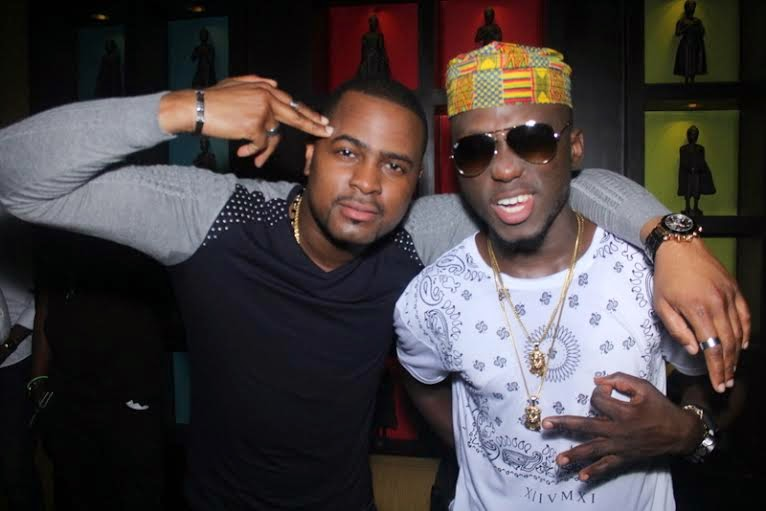6 Pics: 2face, Annie, Sound Sultan, others turn up at DJ Babey Drews party