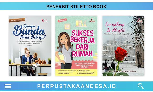 Daftar Judul Buku-Buku Penerbit Stiletto Book