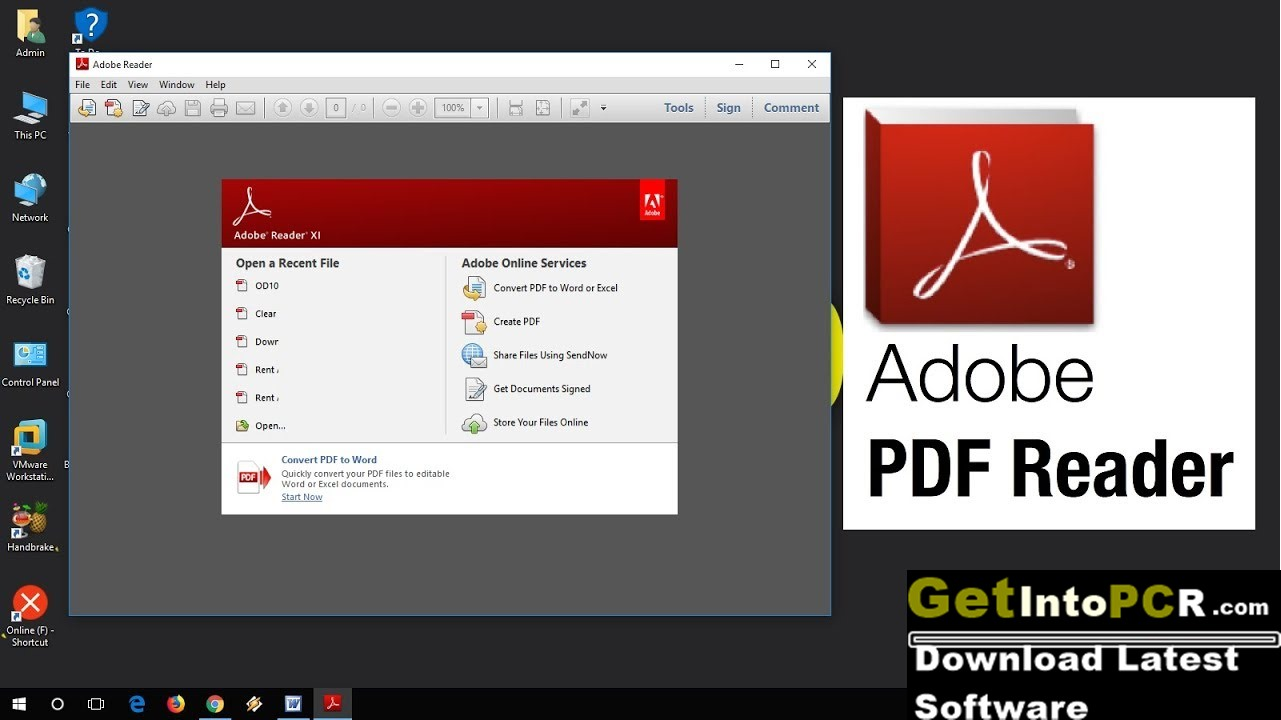 download free adobe reader 9 for windows 7