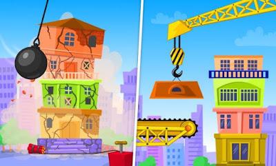Permainan Pembangun MOD APK Android