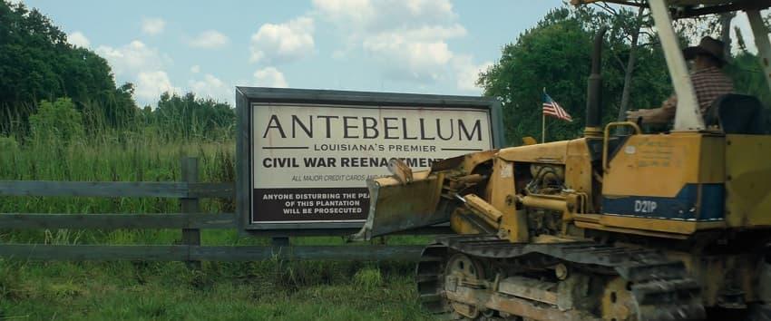 «Антебеллум» (2020) - разбор и объяснение сюжета и концовки. Спойлеры! - Кадр 3