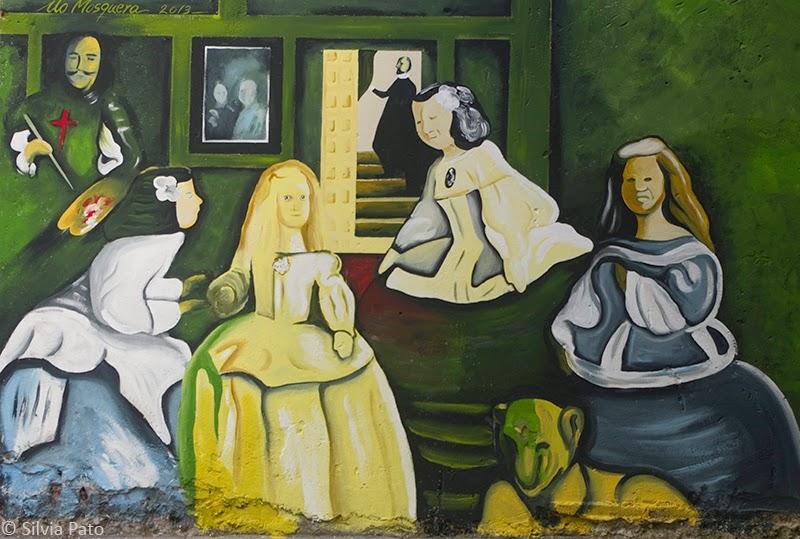 Cuadro Velázquez interpretación
