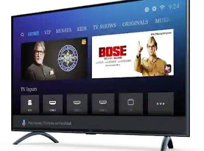 Mi TV 4A Pro (32 inches). This is a certified TV for Android and uses the standard version of Android Oreo 8.1