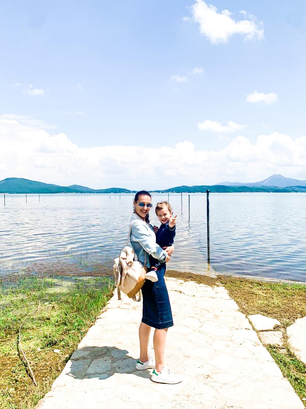 Limni Plastiras fotografies, Plastira Lake travel photos