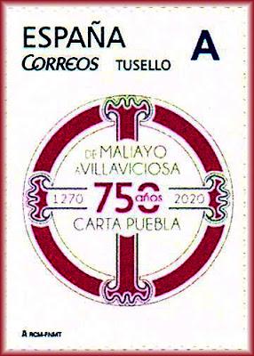 sello, sello personalizado, tu sello, Villaviciosa, Carta Puebla, filatelia
