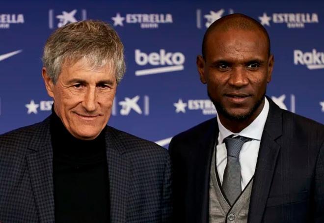 Barca sa thải Giám đốc Thể thao Eric Abidal