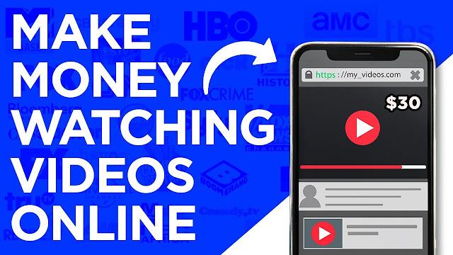 Earn $30 Per Hour WATCHING VIDEOS Make Money Online