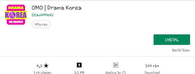 Omo Drama Korea