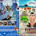 Hotel Transylvania 3: Summer Vacation DVD Cover