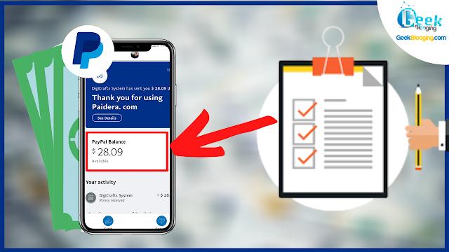 Earn +100$ per month Doing Online Surveys | 2020 [MAKE MONEY ONLINE]