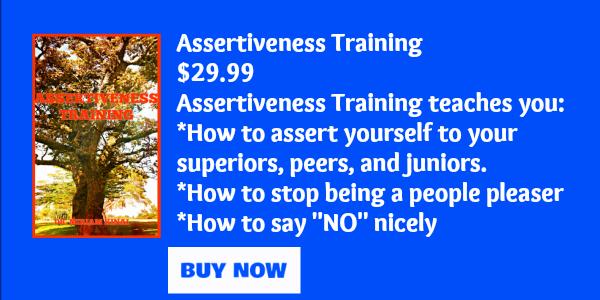 Assertiveness Training PDF Book