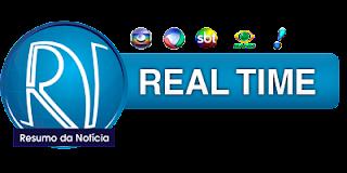 Real Time 12:28 ~ Blog RDN - Audiência da TV - Bom De Ler!