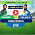 Pakistan vs SriLanka 1st T20 Match : Watch Live Cricket Streaming online