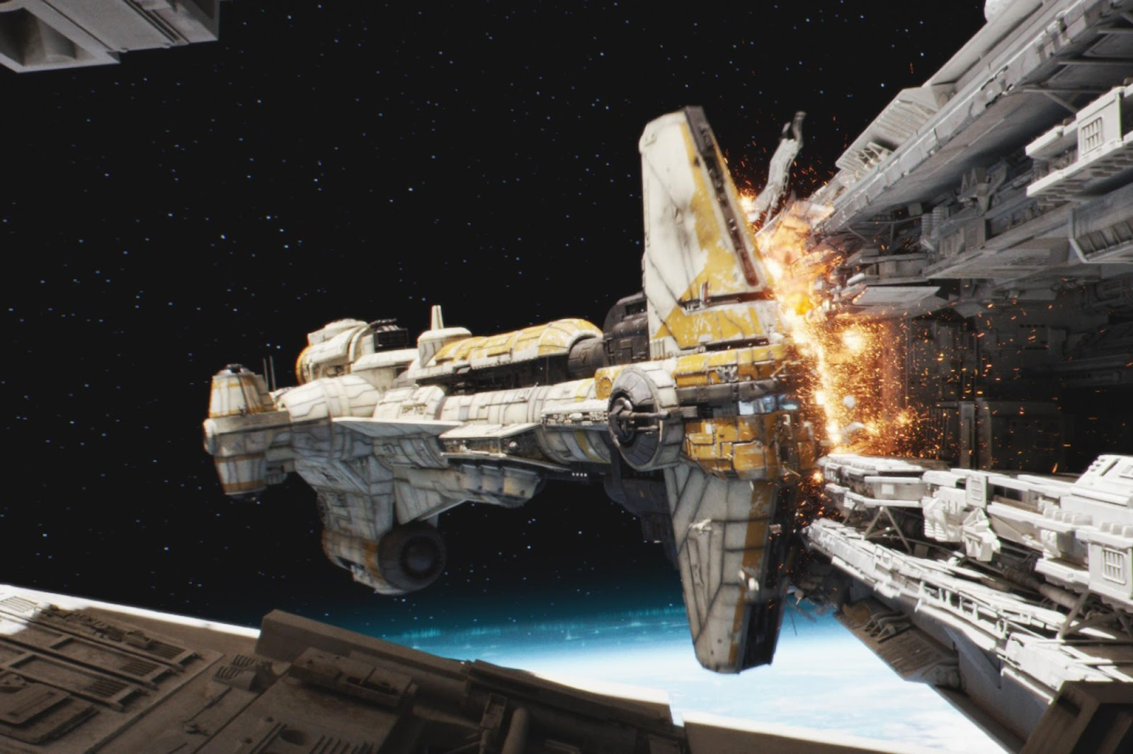 John Knoll Reveals The Fate Of Rogue One\'s Hammerhead Crew | The ...