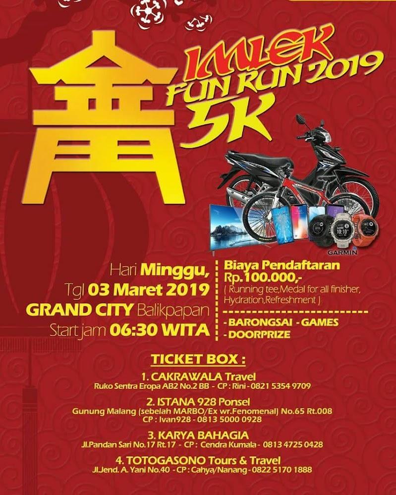 Imlek Fun Run 5K • 2019