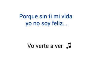 Juanes Volverte A Ver significado de la canción.