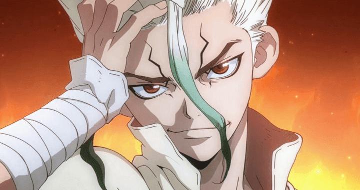 Dr Stone, una serie de manga shonen muy popular que se publica en la revista Weekly Shonen Jump. Además de esto, el anime se ha adaptado recientemente a una serie de anime de 24 episodios