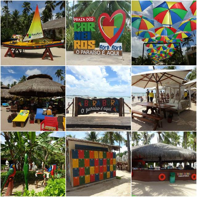 Conhecendo a Praia de Carneiros em um dia saindo de Recife - Bora Bora