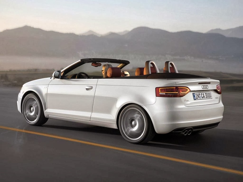 Audi A3 Cabriolet 2014 Car Hd Prices Specification
