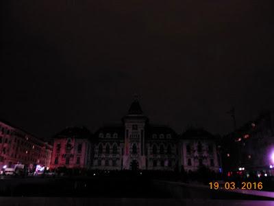 Ora Pamantului 2016 la Craiova