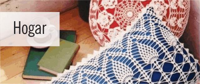 Tutoriales de cositas para la casa a crochet