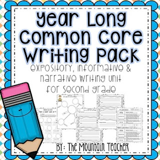https://www.teacherspayteachers.com/Product/Second-Grade-Common-Core-Writing-Narrative-Informative-and-Opinion-1947243