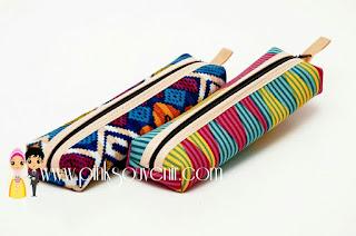 Souvenir Tempat pensil batik