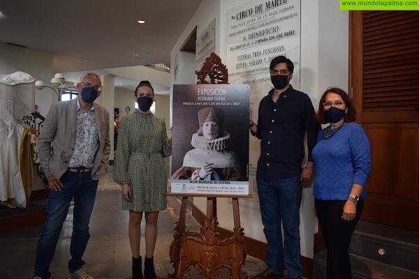 Santa Cruz de La Palma celebra el Día del Teatro con una exposición y la obra 'Maldito amor'